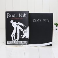 anime notebook - New Death Note Cosplay Notebook Feather Pen Book Anime Writing Journal
