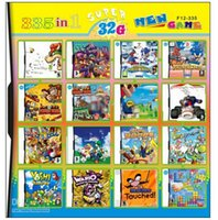 dsl game - Hot sale in one Card Up to V for N DSL DS DS DSi XL GB video multi games Card in