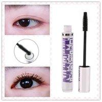 Wholesale Hot Waterproof Black Mascara Makeup Silicone Brush Curving Lengthening colossal Mascara New Fashion