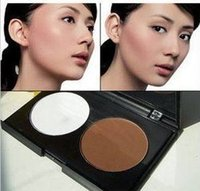 artists block - Real New Sun Block Contour Myboon Mineral Powder Professional Makeup Artist Recommended Jialin Color Trimming Powder