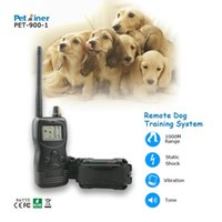 big dog remote trainer - big dog remote trainer m range electric dog collar pet safe training system lv lcd display