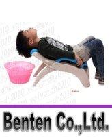 Wholesale Children chair baby shampoo shampoo shampoo hair chair infant bed stool wash hair chair deck chair LLFA2800F