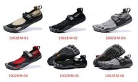 Precio de Hombres zapatos nuevos estilos-¡Nuevo estilo! El envío libre 5 dedos que suben calza cinco dedos que el deporte al aire libre de la roca cinco dedos calza los zapatos tamaño de los hombres: 40-46