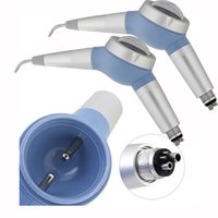 air scaler - 2PCS Dental Polishet Dental Dentist Teeth Polishing Prophy AIR Turbine Scaler POLISHER Handpiece holes