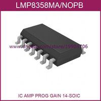 amp gain - LMP8358MA NOPB IC AMP PROG GAIN SOIC LMP8358MA LMP8358