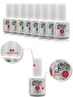 Cheap 2015 Hot NEW Gelish Nail Polish Soak Off Nail Gel For Salon UV Gel 233 Colors 15ml Gelish Nail Polish factory supply free shipping via dhl