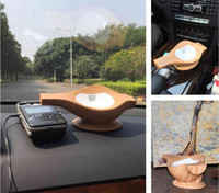 Wholesale NEW Original Design Of The New Concept USB Car Aromatherapy Machine USB Car Humidifiers DHL