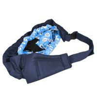 baby sleeping pads - Buckle Padded Baby sleeping bag Toddler Sling Carrier Cradle Pouch for Mother