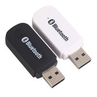 Wholesale Bluetooth V2 EDR USB Drive Audio Receiver w mm Audio Male to Male Cable