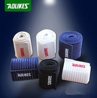 Wholesale New Compression Bandage Safety For Elbow Wrist Knee Ankle Hand Support Protector Runing Bandage Training Strap ZB HBK081
