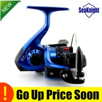 Cheap SeaKnight Best Sale Left Right Hand SPINNING FISHING REEL CARP FISHING Gear 1BB Gear Ratio 5.2:1 Plastic Reel Fast Delivery order<$18no trac