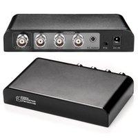 Wholesale NEW CCTV Accessories LKV364 SDI to BNC Video Converter Connector Adapter Support SD SDI HD SDI G SDI P0014012