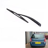 Wholesale 15 in Car Window Wiper Blade Windscreen Rear Arm Wiper Blade Complete Set for Vauxhall Zafira A order lt no track