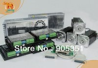 Wholesale Promotion of Wantai Ship from USA High Quality Axis Nema Stepper Motor oz in dual shaft CNC Mill Control
