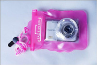 Wholesale 20M Waterproof Card Camera Underwater Housing Case Pouch Dry Bag H2010