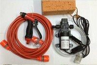 Haute Pression Auto-amorçage Électrique de Lavage de Voiture Rondelle de Pompe à Eau 12V laveur de Voiture Machine à Laver allume-Cigarette