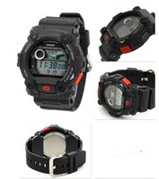 g-shock - luxury Hot luxury Black G Watch jelly Shocking Sports Watches Digital Wristwatches colors g7900 gAa