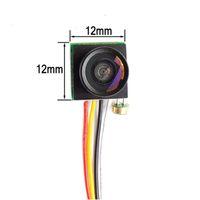 al por mayor pequeñas cámaras de circuito cerrado de televisión en casa-HD más pequeña cámara 1/3 700TVL 5MP 170 gran angular CCTV cámara de color ocultos secreto Cámara de seguridad de la cámara de audio cámara pinhole