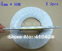 Wholesale 2 roll M Double Sided Adhesive Tape for LCD touch screen mmX50m order lt no track