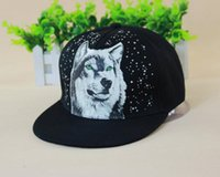 Cheap Cool Fluorescence Snapback Hats Fashion Korean Luminous Hip-hop Caps For Street Dance Outdoor Tourist
