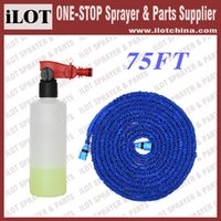 Wholesale FT Garden hose with expandable water hose and ml bottle high quality WATER GARDEN Pipe for car washing