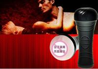 masturbator male - 2015 Hot Sale Brand New Adult Sex Toys Male Man Realistic Pussy Soft Vagina Masturbation cup fleshlight style Masturbators