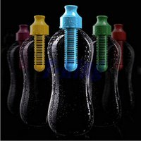 Wholesale Hot Sale Transparent my sport bicycle Water bottle Hydration Filter Bottle Filtered Drinking ml For