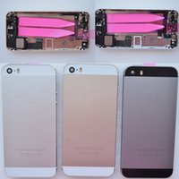 battery cable assembly - For iPhone S Full Housing Assembly Battery Door with flex cable for iPhone G G Full Housing DHL