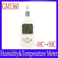 ambient temperature thermometer - Ambient thermometer hygrometer GM1360 range C C MOQ