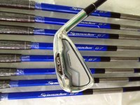 Wholesale 9PCS Sldr Golf irons Oem Sldr irons set PAS Graphite shaft Golf clubs irons right hand