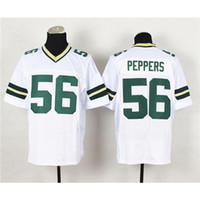 custom american football jerseys - Elite American Football Jersey White Julius Peppers High Quality Stitched Custom Football Jerseys Mix Order Discount Football Jerseys