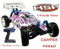 Wholesale HSP Rc Car Nitro Gas Power wd Scale Off Road Buggy Remote Control Toys Enjoy High Speed Hobby Remote Control Car Hobby