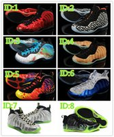 Cheap Hight Cut penny Basketball Shoes Best Men Spring and Fall Foamposite One Shoes