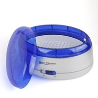 Wholesale 2015 New Ultrasonic Energy Wave Cleaner For Jewelry Eye Glasses Cleaning E8003