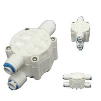 Wholesale High quality Way Port Auto Shut Off Valve For RO Reverse Osmosis Water Filter System