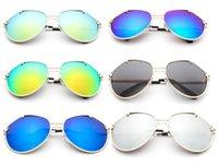 big green door - 2016 New Big Band Women Sunglasses Brand Designer UV400 Sun Glasses Gold Plated Out Door Glass Goggles Huge lenses oculos de sol masculino