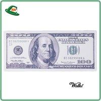 Wholesale 2014 Hot Sale Real No Unisex Carteira Feminina Bolsas Femininas piece Old Dollar Wallet Money America u s a