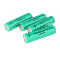 Wholesale Hot sale V AA TangsFire mAH Ni MH Rechargeable Battery for led T6 Flashilight torch