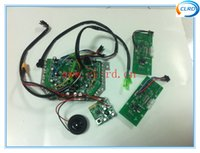 Wholesale Hoverboard parts repair kit motherboard atiitude board logic board sensor board charging port for quot quot quot scooter with bluetooth