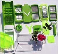 Wholesale Fashion design multi function vegetable cutter salad machine Vegetable Fruits Dicer Food Slicer