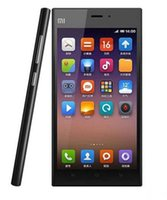 xiaomi mi3 - Hot Selling Refurbished Original Xiaom Mi3 Mobile Phone Inches Xiaomi With New Original Accessories Package and Google Ready