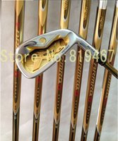 honma golf clubs - 5 Star Honma Beres IS golf irons set AS graphite shaft golf clubs irons right hand