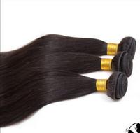 ali skin - Peruvian Virgin Hair Straight Ali Queen Hair Products A Puruvian Brazilian Malaysian Indian Mongolian Human Hair Weaves