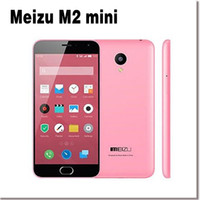 Wholesale Original Meizu M2 Mini FDD LTE G Mobile Phone MTK6735 Quad Core quot P GB RAM Android Dual SIM in stock