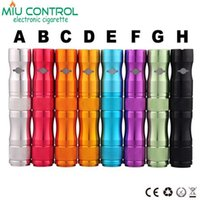 Cheap 2014 Electronic cigarette X6 battery 1300mah x6 ego battery suit for e cig IC30 V2 Protnk series atomizers high quality free shipping