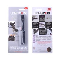 Wholesale High Quality LENSPEN LP Lens Pen Cleaning For Canon Nikon Sony Pentax Olympus Hasselblad Linhof With package