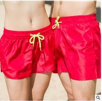 Wholesale Couple Board Shorts New Summer Women Board Shorts Casual Fashion Women and Mens Shorts Mens Swimwear Mens Swimsuits Beach Pants