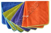 Wholesale 24PC quot x8 quot Microfiber Cleaning Cloth Microfiber Kitchen Towels Wiping Dust Rags Magic Dish Cloth Product