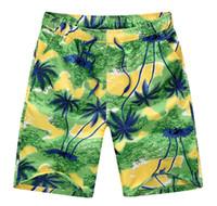 Wholesale mens capri summer beach pants lightweight quick dry board shorts