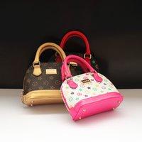 designer baby bag - 2015 Newest Kids Tote Bag Stylish Child Handbag Designer Kid Girl Purses Shoulder bags Fashion Children Handbags Mini Baby bag Shell bag